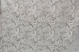 Metallic Paisley